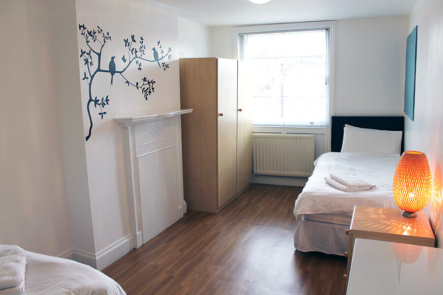 Bedford Place Two Bedroom Apartment 2